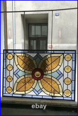 Victorian To Modern Hand Made Stained Glass Windows Door Panels Made New