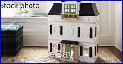 Wooden Dollhouse with Furniture Hearth & Hand with Magnolia